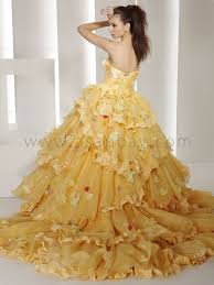 Canary Yellow Dresses For Weddings 47 Best Wedding Dress Yellow Gold Images On Pinterest Wedding