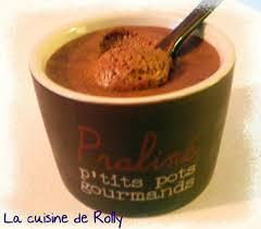 julie cuisine recettes recette de mousse au chocolat au lait et fruit de la de