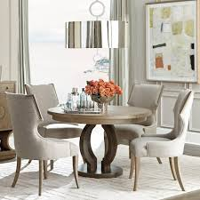 stanley furniture virage 5 piece round dining table set nassau
