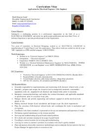 Professional Resume Electrical Engineering Electrical Engineer Cover Letter Gallery Cover Letter Ideas