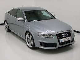 audi rs6 5 0v10 quattro saloon nick whale sports cars