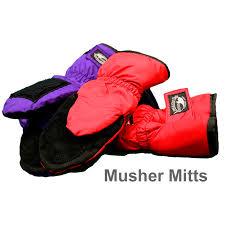 Musher Mitts Apocalypse Design