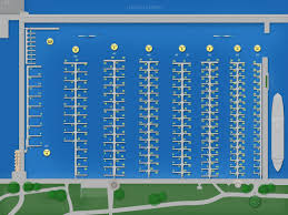 Permit Parking Chicago Map by Dusable Chicago Harbors