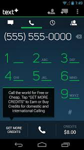 free apk textplus free text calls apk for android
