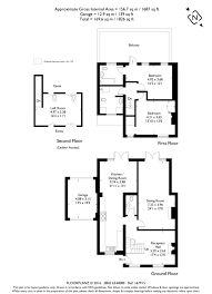 floor plan area calculator 2 bedroom property for sale in heath road petersfield hampshire