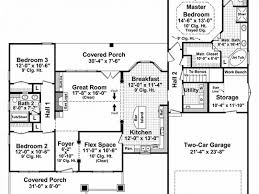 100 2 car garage sq ft 1800 square foot house plans country