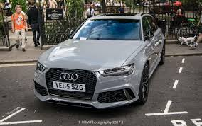 spotted this facelift audi rs6 c7 avant 5151x3227 oc autos