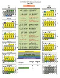fall break is back huntsville u0027s 2014 2015 calendar