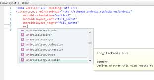 android missing layout width attributes missing in linearlayout axml xamarin forums