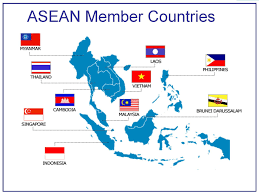 East And Southeast Asia Map by Time To Invest In Association Of South East Asian Nations Using
