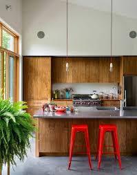 cuisine en metal photo de cuisine design comptoirs metal bois lzzy co