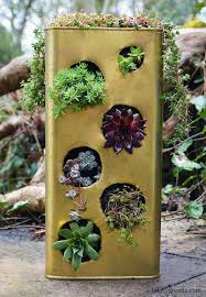 best 25 recycled planters ideas on pinterest diy upcycled