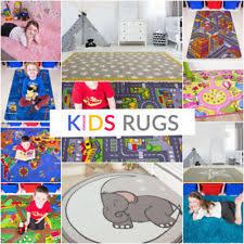 Large Kids Rug Large Childrens Rugs Ebay