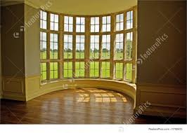 picture of classic bow window classic bow window royalty free stock picture