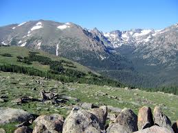 wordless wednesday above the treeline at rocky mountain national