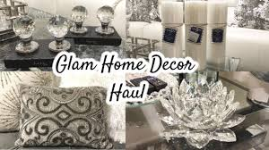 glam home decor haul homegoods haul giveaway youtube