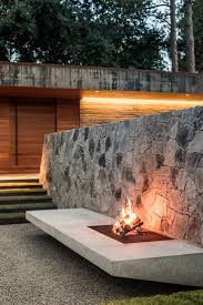 982 best fir pits fireplaces outdoor kitchens images on