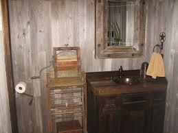 Reclaimed Wood Bathroom Reclaimed Gray Barn Wood Bathroom Vanity Rustic Bathroom