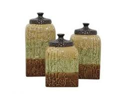 Tuscan Canisters Kitchen by Tuscan Style Kitchen Canister Sets Great Canisters Sugar Flour
