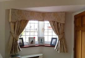 Measuring Bay Windows For Curtains Ruffet U0027s Drapes Made To Measure Curtains And Blinds By Emma