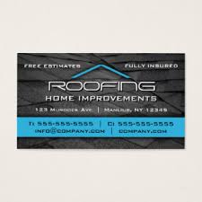 roofing business cards templates zazzle