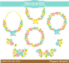 on sale easter flowers frame clipart flowers wreaths clipart