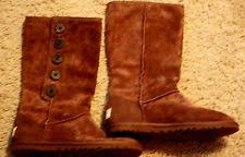 womens ugg lo pro boot black ugg lo pro button boots ebay