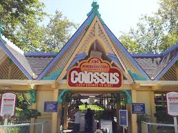 Six Flags Outlets Farewell Colossus 36 Hour Marathon California Coaster Kings