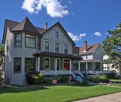 historic houses and homesteads in old norwood park chicago patterns
