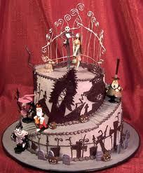 christmas wedding cakes nightmare before christmas wedding cakes wedding corners