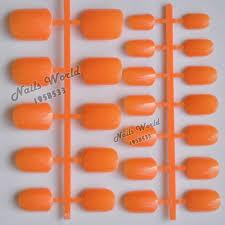 online get cheap false nails orange aliexpress com alibaba group