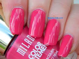 makeup nail polish review mugeek vidalondon
