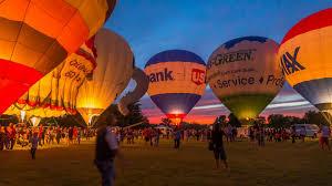 2nd annual harvard balloon festival enjoy illinois