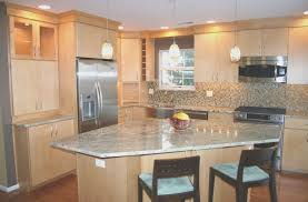 kitchen best kitchen with maple cabinets decorations ideas