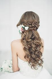 hairstyles for wedding 20 creative half up half wedding hairstyles hi miss puff