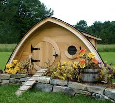 quirky lord of the rings inspired hobbit ideas for home garden
