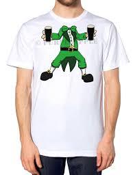 leprechaun body tshirt st patrick u0027s day funny costume irish fancy