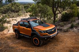 opel colorado chevrolet colorado xtreme concept revealed gm authority