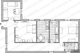 baths of caracalla floor plan bright and elegant apartment at the heart of papal rome