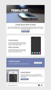 8 free and professional newsletter templates for