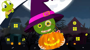 trick or treat halloween song give me something good to eat