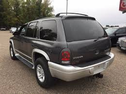 2002 dodge durango slt plus 2002 dodge durango slt plus 4wd 4dr suv in branch mn