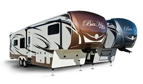 evergreen recreational vehicle u0027s new bay hill fifth wheel receives