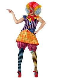 Scary Clown Halloween Costumes Adults Scary Clown Womens Costume Electric Daisy Festival