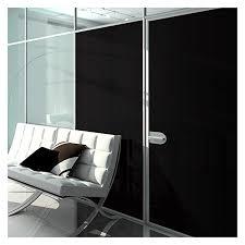light blocking window film amazon com bdf blkt window film blackout privacy 36 x 6ft home