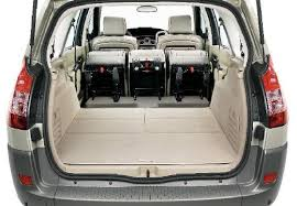 Renault Scenic 2005 Interior View Of Renault Grand Scenic 2 0 At Photos Features And