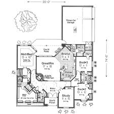 european style house plan 3 beds 2 5 baths 2141 sq ft plan 310