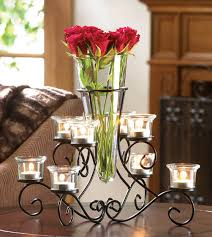 Wedding Candle Holders Centerpieces by Wedding Decorations Vase Candle Holder Centerpiece