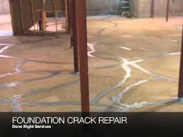 done right services foundation repair basement concrete
