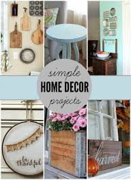 simple home decor crafts home decor projects jpg